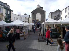 Keswick Saturday Market